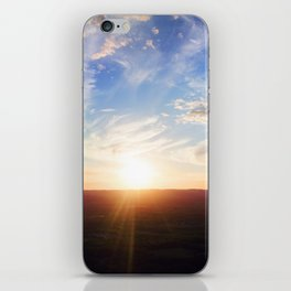 Breathtaking Sunset iPhone Skin