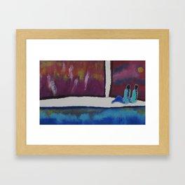 kisik 1 Framed Art Print