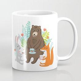 woodland teatime Coffee Mug