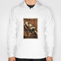 hamlet Hoodies featuring Hamlet Prince of Denmark by Immortal Longings