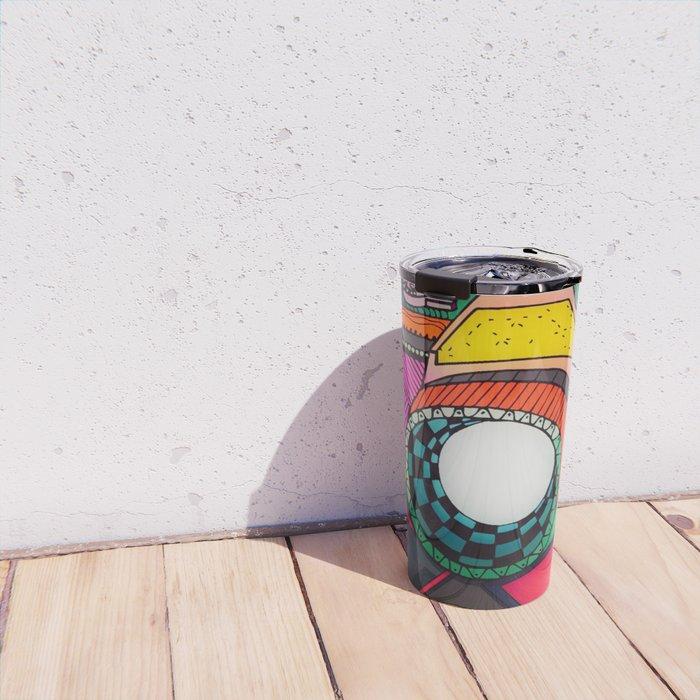 Fun With Coloring Photography Travel Mug