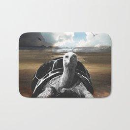 Planet Earth 001 Bath Mat