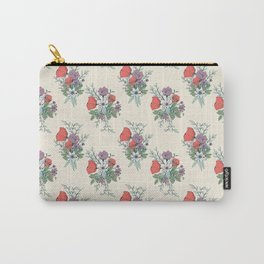 Botanical pattern 005 Carry-All Pouch