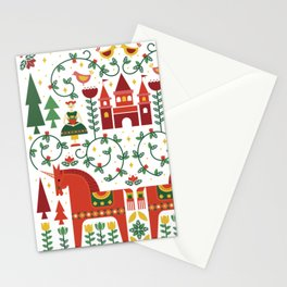 Scandinavian Inspired Fairytale Stationery Cards