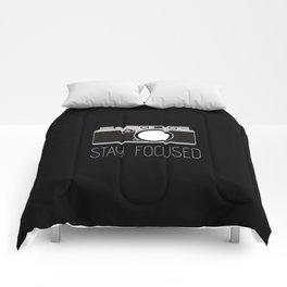 Say Focused Comforters