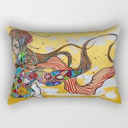 beautiful 7/2017 Rectangular Pillow