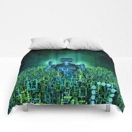 Virtual Dawn Comforters