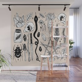 AUTUMN EQUINOX Wall Mural