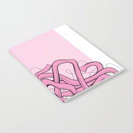 Pink Noodles Notebook