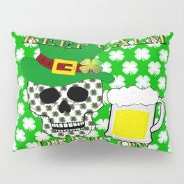 Keep Calm Drink On - St Patrick Day Pillow Sham