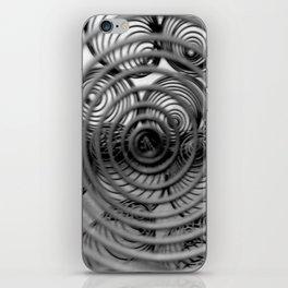 Spinning iPhone Skin