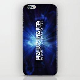 Halucinated Design + Motion Graphics iPhone Skin