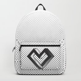 le coeur impossible (nº 5) Backpack