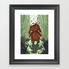 Petdestroyer Framed Art Print