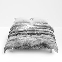 Resting Cows Comforters