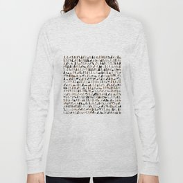 Dogs, Dogs and dogs Long Sleeve T-shirt
