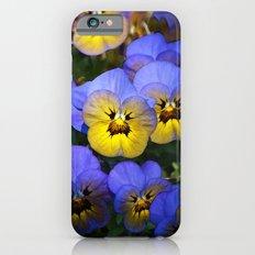 Violets iPhone 6s Slim Case