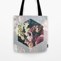 Spring Geometry Tote Bag