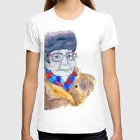 soviet T-shirts featuring Soviet babushka by Miurita