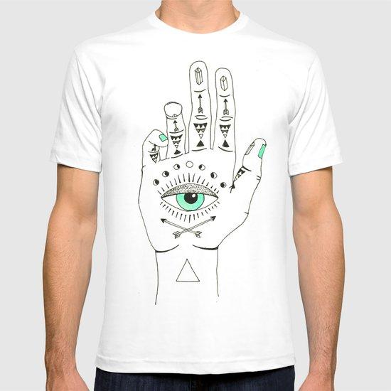 EYE SEE HAMSA T-shirt