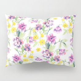 Garden Journal Pillow Sham
