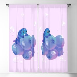 Blueberry poison yogurt 1 Blackout Curtain