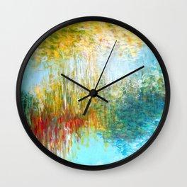 Awakening The Spirit 2 Wall Clock