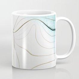 Glacial Foliation Coffee Mug
