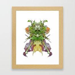 Mearch Framed Art Print