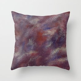 Self Doubt Throw Pillow