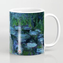Claude Monet Water Lilies / Nymphéas deep Coffee Mug