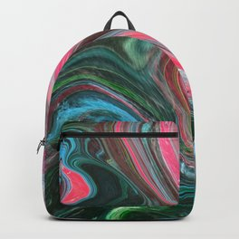 Moss Bloom Backpack