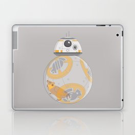 Hamster BBall Laptop & iPad Skin