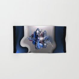 Cinad'or bleu Hand & Bath Towel