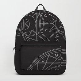 Witch's Mandala Backpack