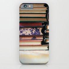 vintage pages iPhone 6s Slim Case