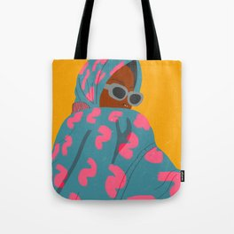 Untitled (Woman) Tote Bag