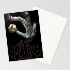 Justice-Planisphere Stationery Cards