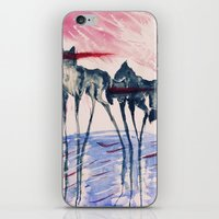 ford iPhone & iPod Skins featuring Ford by DogoD Art