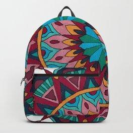 Heart and Soul Mandala Backpack