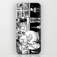 cheese iPhone & iPod Skins featuring Cheese. by Samuel Guerrero