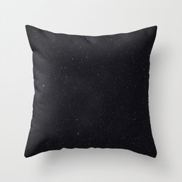 Quiet Space Throw Pillow