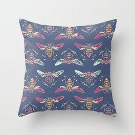 Your Royal Flyness Throw Pillow