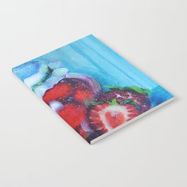 Jam jar Notebook