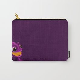 Violet Pascal Carry-All Pouch
