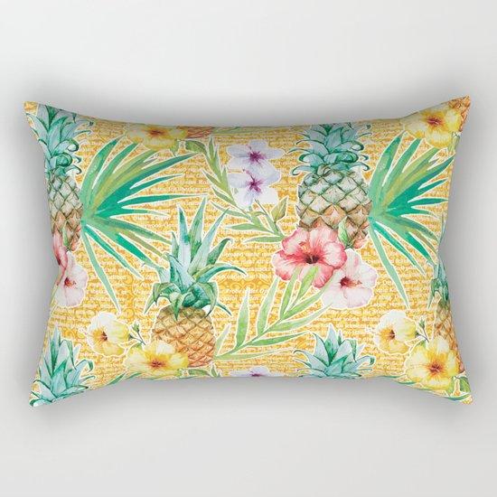 Tropical Summer #11 Rectangular Pillow