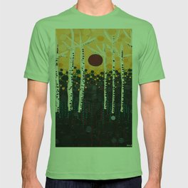 :: Red Moon Love Song :: T-shirt