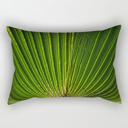 life green Rectangular Pillow
