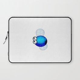 Blue Bottle Laptop Sleeve