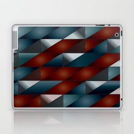 Pattern #5 Tiles Laptop & iPad Skin